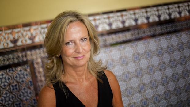 La escritora y periodista Isabel San Sebastián