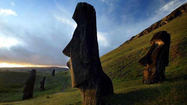 La comunidad rapa nui de la Isla Pascua mantiene sus intenciones de recuperar el singular moai