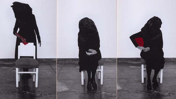Fotografías del conjunto «Dentro de mim»