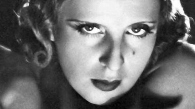 Tamara de Lempicka, retratada por Mario Camuzzi