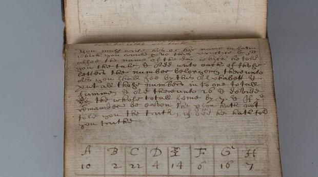 Subastan Un Manuscrito Mágico De Hace 350 Años Con Un Hechizo Para Hacer Bailar A Las Mujeres Desnudas