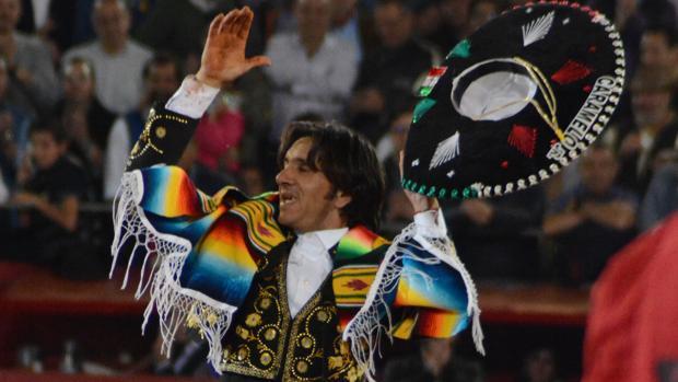 Diego Ventura regresa en febrero a la Monumental de México
