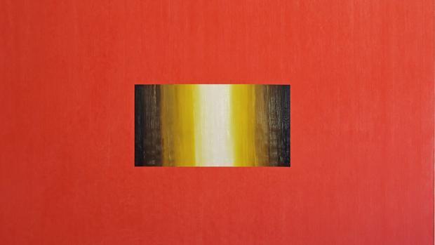 Fragmento de «Que venga el alba» (2019), del pintor gaditano