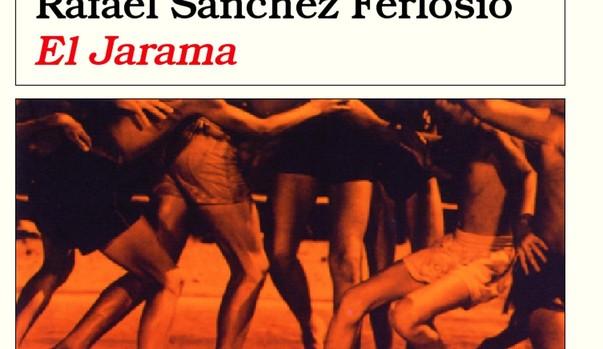 Portada de «El Jarama», de rafael Sánchez Ferlosio