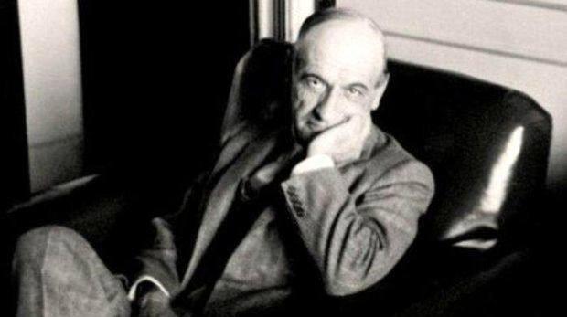 El filósofo José Ortega y Gasset (Madrid, 1883-1955)