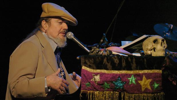 Dr. John en un concierto en 2005