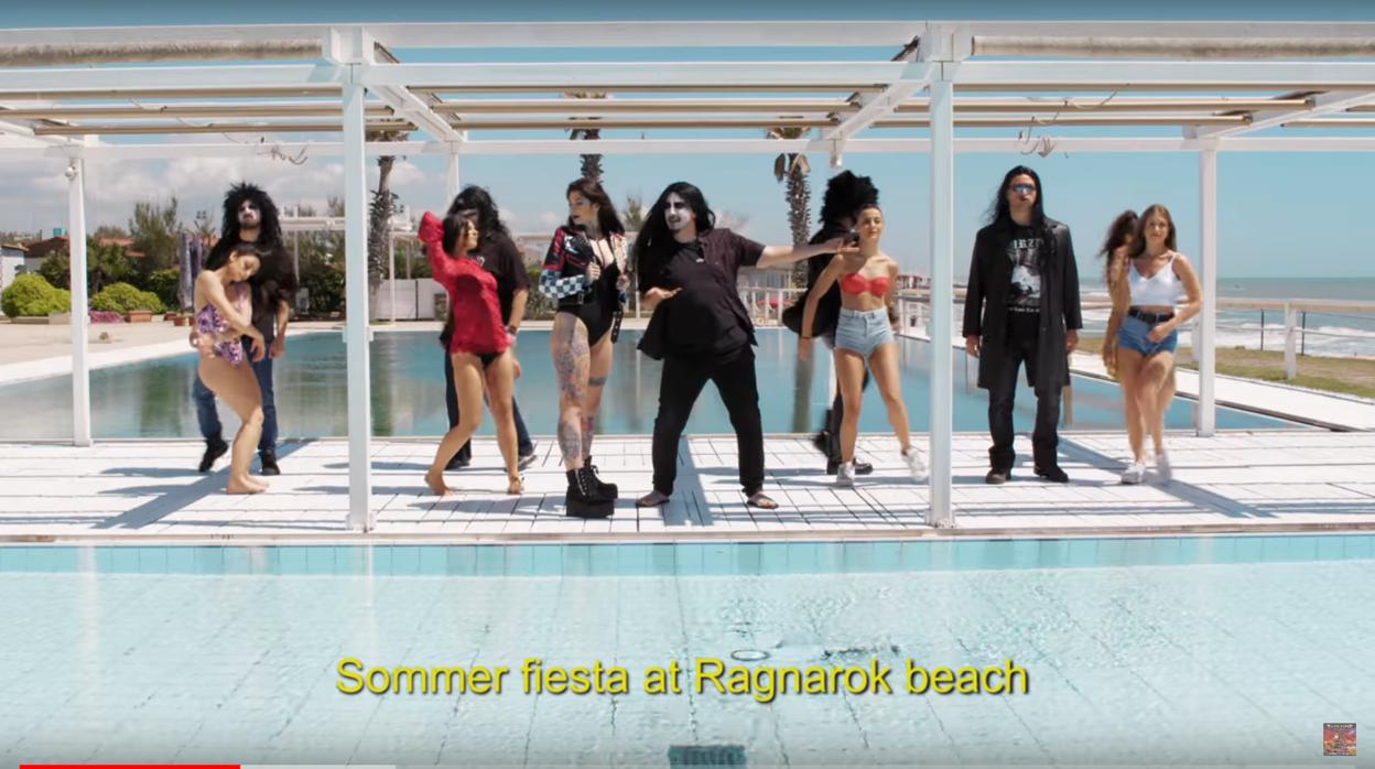«Norwegian Reggaeton»: la bizarra mezcla entre heavy metal y reguetón que triunfa en Youtube
