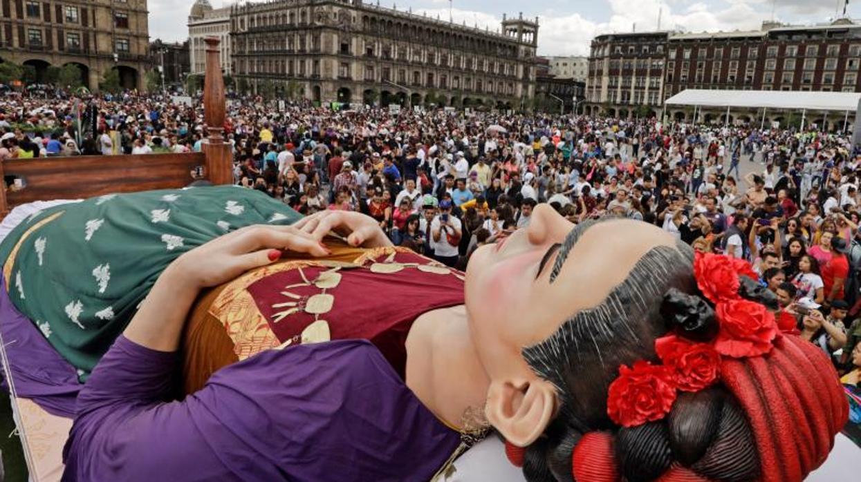 Frida Kahlo, el icono pop favorito de México