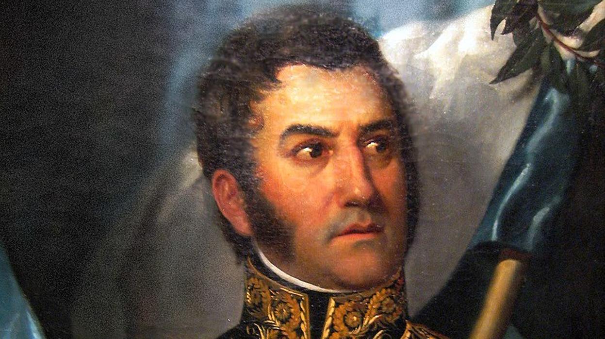 José de San Martín, el libertador mestizo