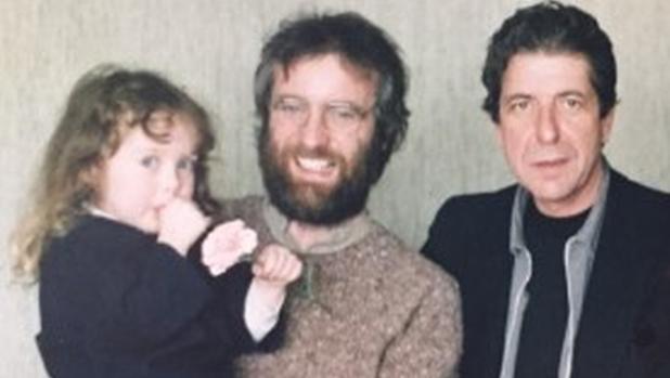 John MacKenna y Leonard Cohen trabaron una amistad de más de 30 años