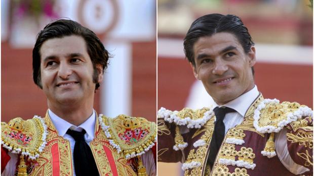 Morante de la Puebla y Pablo Aguado
