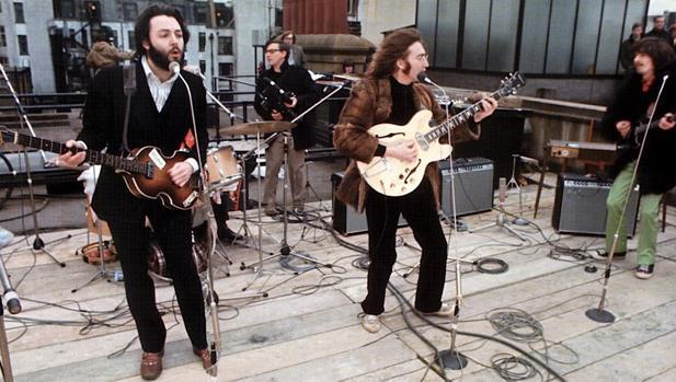 El concierto en la azotea fue el último concierto que dieron los Beatles