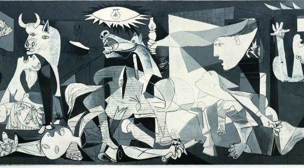 La ONU califica el Guernica como una protesta artística contra «las atrocidades de la República»