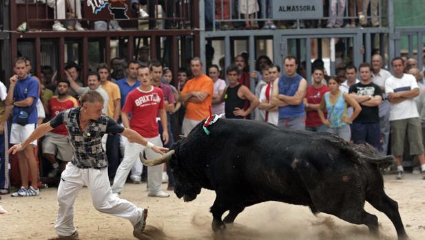 Festejos populares en Almassora