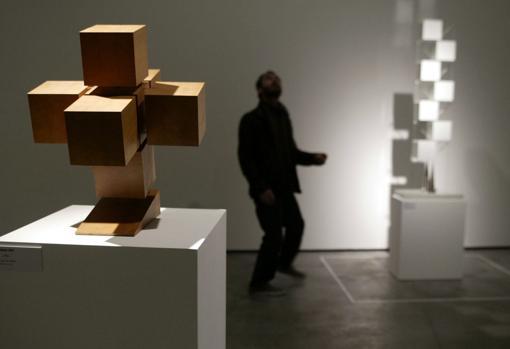Una de las exposiciones celebradas recientemente en el centro