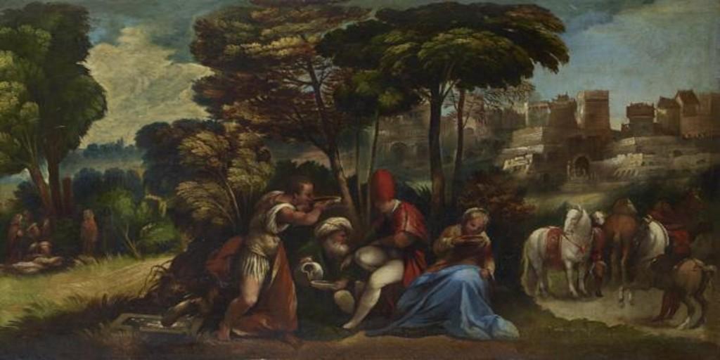 El Museo del Prado suma una obra maestra de Dosso Dossi a su colección