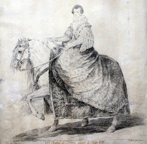Fig.6 Isabel de Borbón