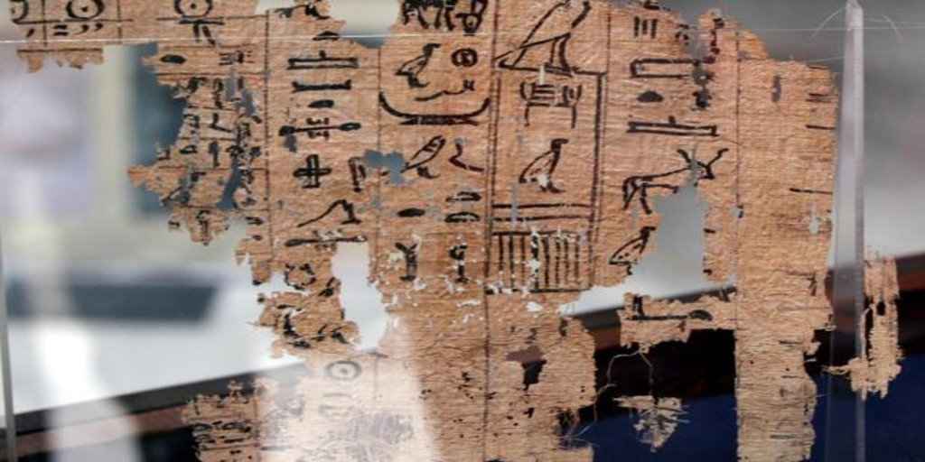 El hechizo sexual de hace 1.800 años hallado en Egipto de una mujer para atraer al amante de sus sueños