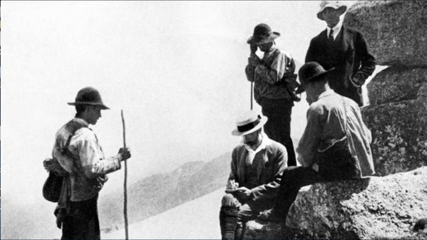 Ramón Menéndez Pidal, el hombre que sacó brillo a la lengua española