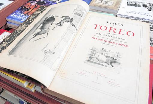 Librería Rodríguez: Un día en el templo de la literatura taurina ...