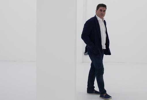 Miguel Ángel Sánchez, directeur de l'ADN, à Barcelone