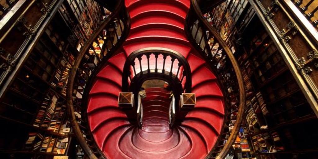 Carta abierta de la Librería Lello de Oporto a J. K. Rowling