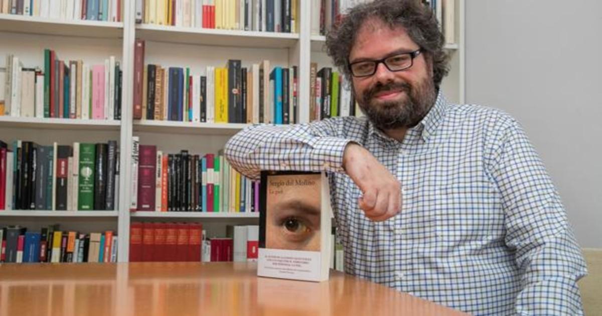 Sergio del Molino: «Ha venido la bicha y nos hemos vuelto medievales»