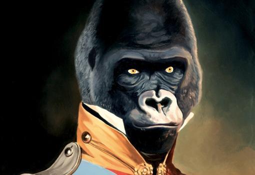 Retratos para «El planeta de los simios»