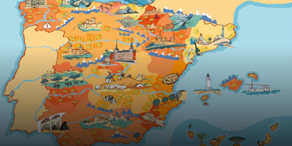 Google lanza «Maravillas de España» para animar el turismo nacional