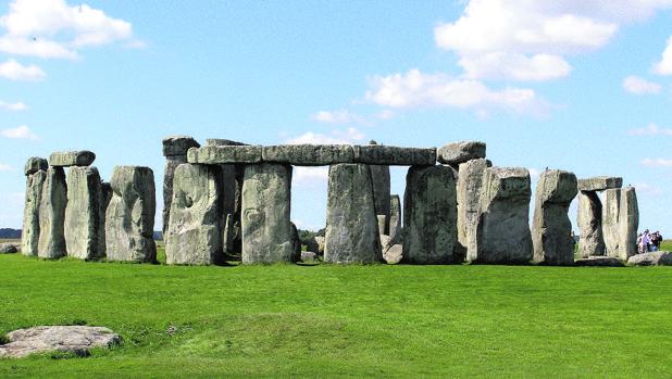 Imagen del célebre monumento megalítico