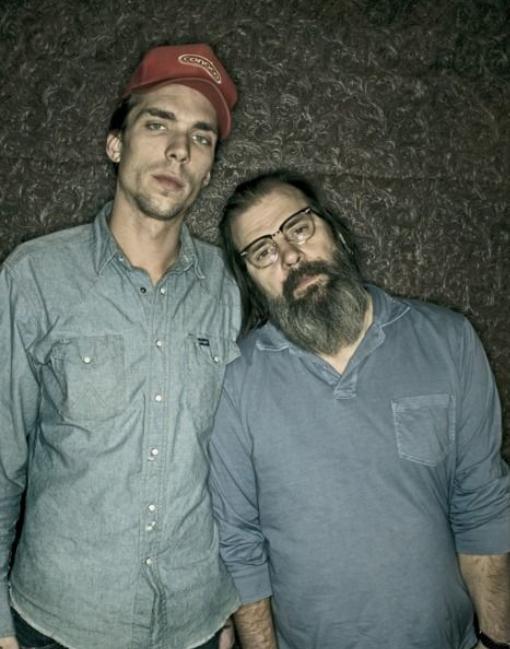 Justin y Steve Earle
