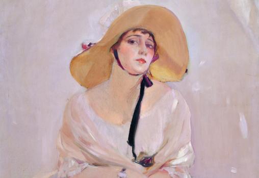 «Retrato de Raquel Meller» (1918)