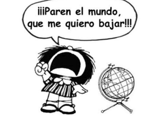 Las mejores frases de Mafalda, el inolvidable personaje creado por Quino