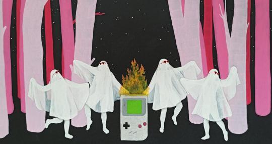 Obra de José Antonio Vallejo, presente en esta edición de la feria
