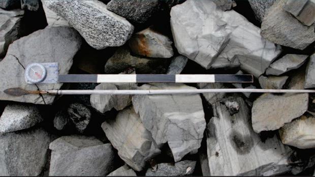 Son un número excepcional de flechas que datan desde el Neolítico hasta el período medieval