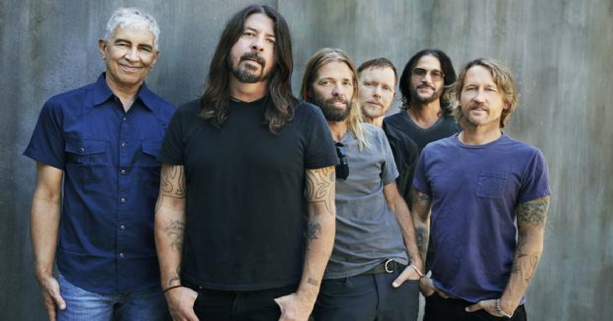 Foo Fighters, entre el miedo a los «haters» y a lo paranormal