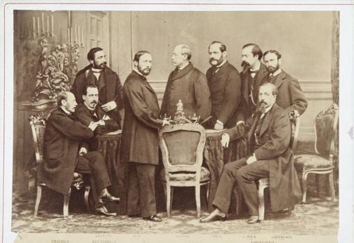 Jean Laurent, Gobierno provisional. Museo Nacional del Romanticismo