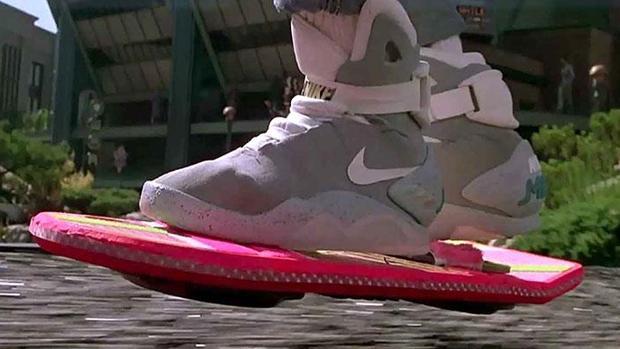 pub limpiar fondo  Nike Mag 2016: Las zapatillas de «Regreso al futuro» ya existen