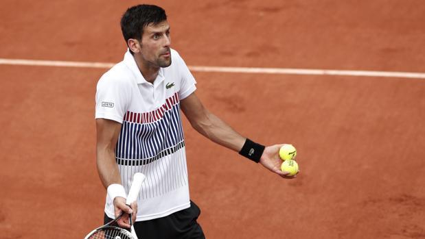 Novak Djokovic sufrió más de lo esperado