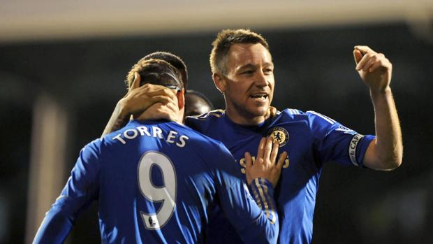 Fútbol inglés: La novatada del Aston Villa al veterano John Terry