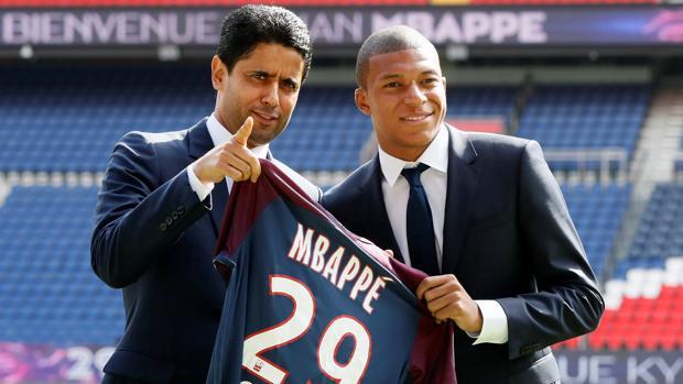 Fútbol: Nasser Al-Khelaïfi: «Tenemos un año para ajustarnos a la ...
