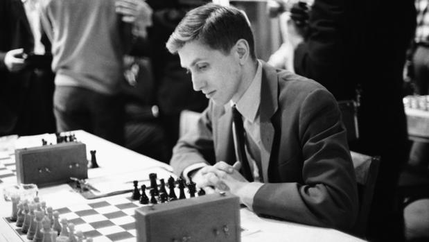 Diez Frases Clave En La Vida De Bobby Fischer Diez Años