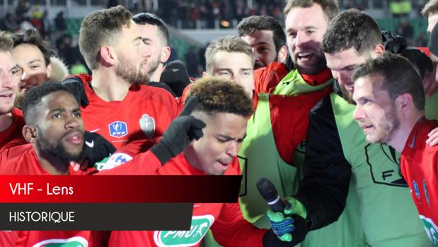 Imagen en la web de uno de los sorprendentes «invitados» a las semifinales de Copa