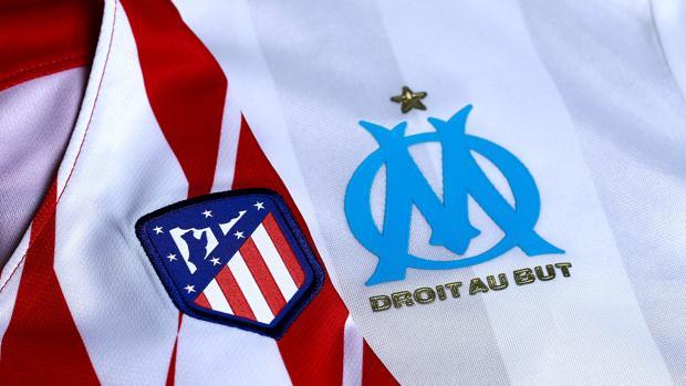 Atlético de Madrid y Olympique de Marsella