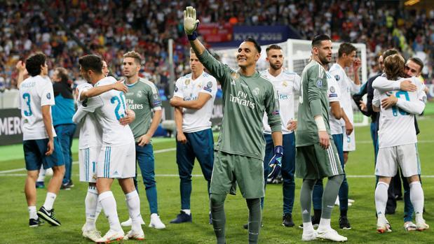 Final Champions Las 13 Copas De Europa Del Real Madrid