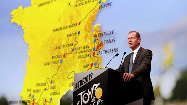 Presentación del Tour de Francia 2019