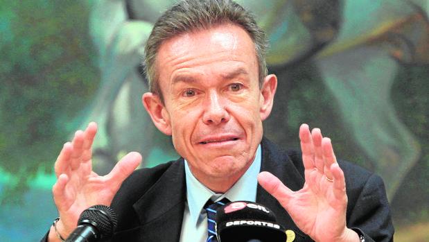 Pere Miró, el exconcejal de CiU que amenazó al deporte español
