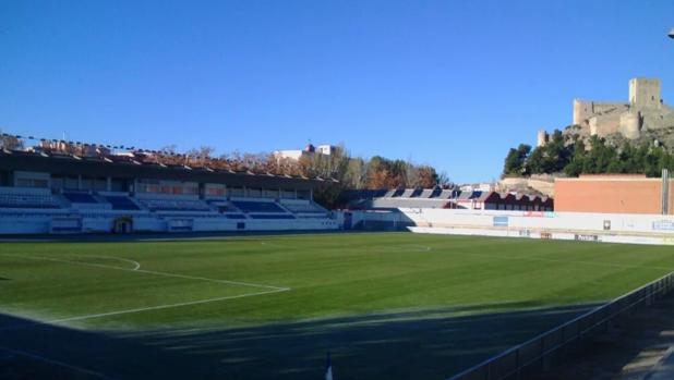 Estadio Paco Simón de Almansa