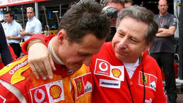 Fórmula 1: Jean Todt confiesa que vio el GP de Brasil con Michael Schumacher