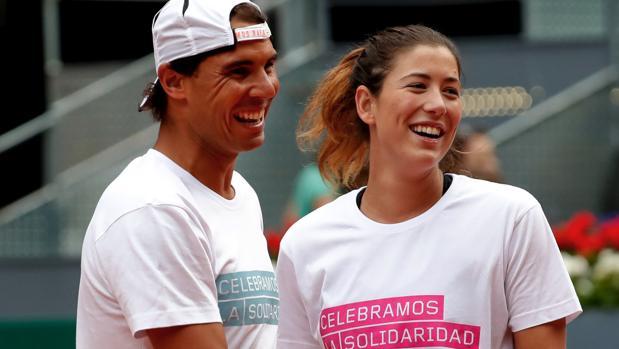El dúo Nadal-Muguruza está predestinado a una medalla olímpica